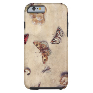 T31566 A Study of Various Insects, Fruit and Anima Tough iPhone 6 Case