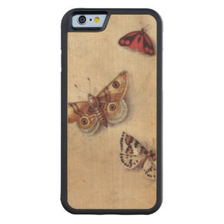 T31566 A Study of Various Insects, Fruit and Anima Carved® Maple iPhone 6 Bumper Case