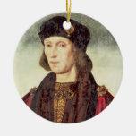 T31778 Portrait of Henry VII (1457-1509) Ornament