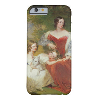 T32011 Portrait of Mrs Sarah Frances Cooper and he Barely There iPhone 6 Case