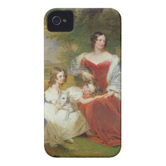 T32011 Portrait of Mrs Sarah Frances Cooper and he Case-Mate iPhone 4 Case