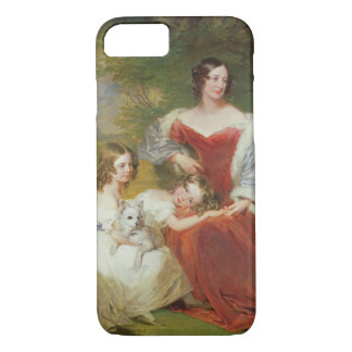 T32011 Portrait of Mrs Sarah Frances Cooper and he iPhone 8/7 Case