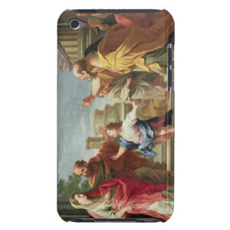 T32126 Christ Preaching in the Temple Barely There iPod Cover