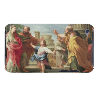 T32126 Christ Preaching in the Temple iPod Touch Cover