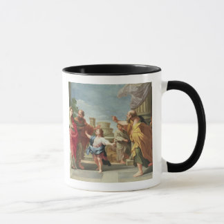 T32126 Christ Preaching in the Temple Mug