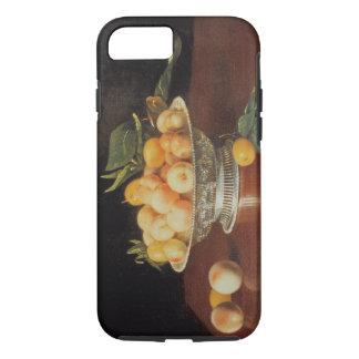 T32176 Still Life of Peaches, c.1700 iPhone 7 Case
