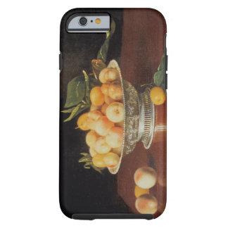 T32176 Still Life of Peaches, c.1700 Tough iPhone 6 Case