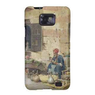 T32410 The Flower Seller, 1891 (panel) Samsung Galaxy S2 Covers