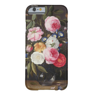 T32512 Still Life of Flowers in a Vase, 1661 (see Barely There iPhone 6 Case