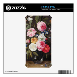T32512 Still Life of Flowers in a Vase, 1661 (see iPhone 4 Decals