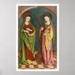T32982 St Margaret de Antioch y de la fe del St.,  Impresiones