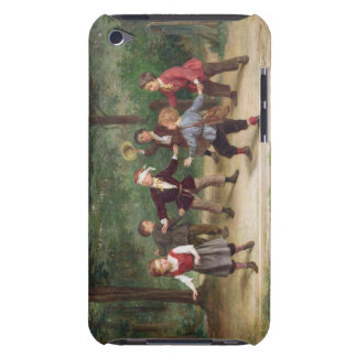 T33268 Blind Man's Buff 91316me; children; playing iPod Touch Case