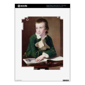 T33403 Portrait of the Revd William Rastall as a B iPad 3 Skin