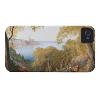 T33412 Landscape with View of Lerici, 1880 iPhone 4 Case
