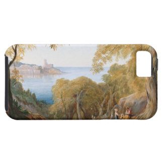 T33412 Landscape with View of Lerici, 1880 iPhone SE/5/5s Case