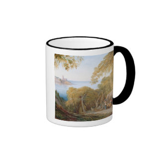 T33412 Landscape with View of Lerici, 1880 Mug