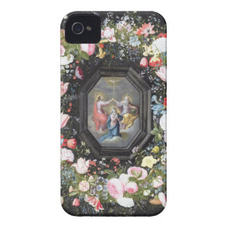 T33453 The Coronation of the Virgin surrounded by Case-Mate iPhone 4 Case