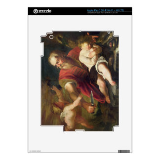 T33486 The Sacrifice of Isaac Skins For iPad 3