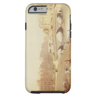 T34018 The River Liffey and the Law Courts, Dublin Tough iPhone 6 Case