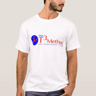 T3 Method Mens Logo Tee
