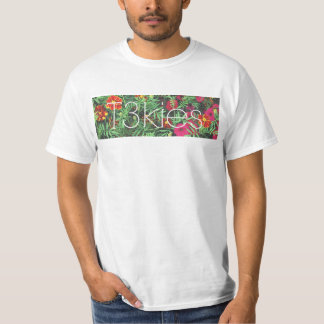 "T3kies ""Garden Party"" T-Shirt"