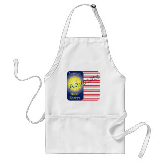 T44a Advocate American Solar Energy Adult Apron