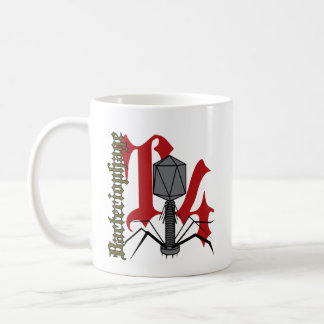 T4 Bacteriophage Coffee Mug
