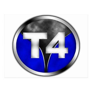 T4 POSTCARD
