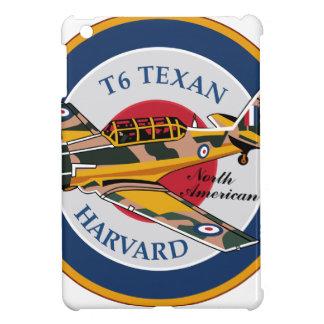 T6 Texan Harvard North American Abzeichen iPad Mini Covers