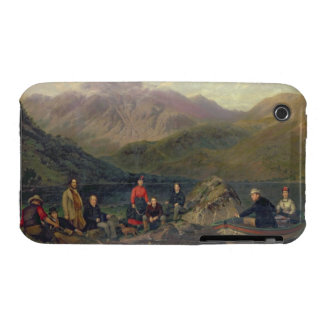 T7833 Fishing at Haweswater iPhone 3 Case-Mate Case