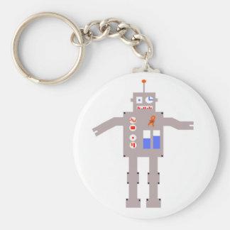 t(17;19) Robot Key Chain