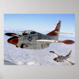 T-2 Buckeyes Poster