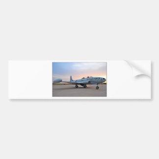 T-33 Ace Maker Bumper Sticker