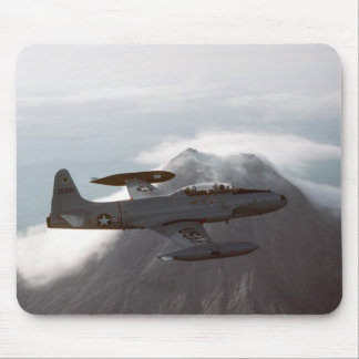 T-33 Shooting Star Mouse Pad