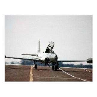 T-33 Shooting Star Postcard
