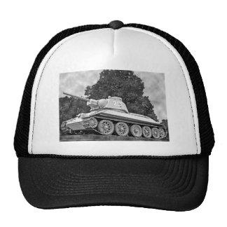 T-34 el tanque ruso, monumento soviético, Berlín - Gorras De Camionero