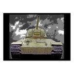 T-34 el tanque ruso, monumento soviético, Berlín - Tarjeta De Visita