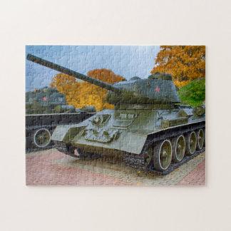 T-34 puzzle