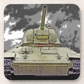 T-34 Russian Tank,Soviet Memorial,Berlin - Storm Coaster
