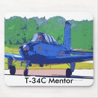 T-34C Mentor Mouse Pad