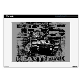 """T-35 15"""" Laptop For Mac & PC Skin Decals For 15"""" Laptops"""