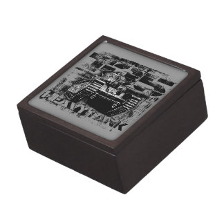 "T-35 Medium (3"" X 3"") Gift Box Premium Trinket Boxes"