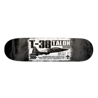 T-38 Talon Custom Skateboard