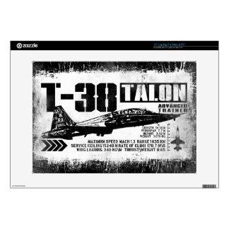 "T-38 Talon Skins For 15"" Laptops"