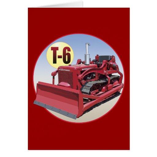T-6 CRAWLER CARD