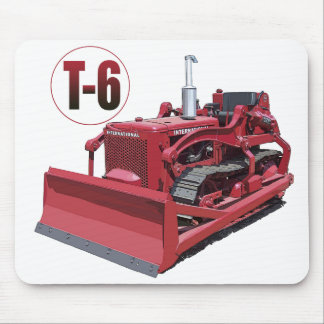 T-6 CRAWLER MOUSE PAD
