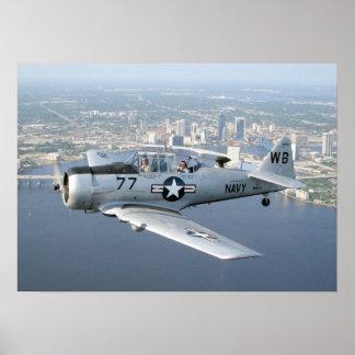 T-6 Texan Poster