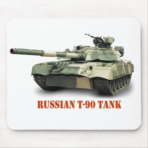 T-90 RUSO ALFOMBRILLA DE RATON