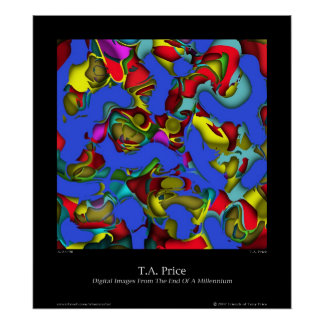 T.A. Price - 4/23/98 Poster