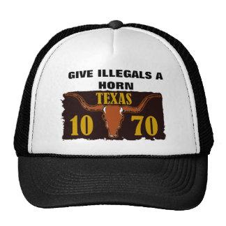 T americanos gorra